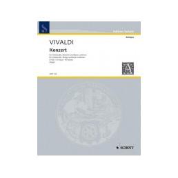 Konzert D-Dur RV 404 (1715)