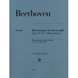 Sonata 14 Op. 27 Nº 2 Claro de luna