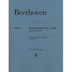 Sonata nº 5 en Do m. OP.10 nº 1