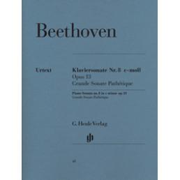 Sonata Nº 8 Op. 13 Pathetique