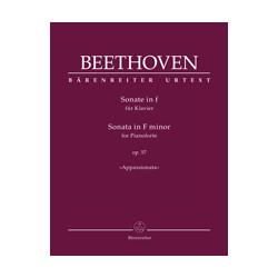 Sonata in F minor Op. 57 Appassionata