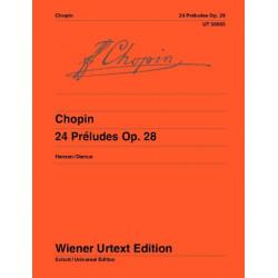 24 Préludes Op.28