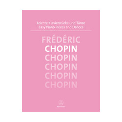 Chopin- Easy piano pieces and Dances
