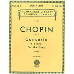 Concerto in E Minor Op. 11 (Mikuli)