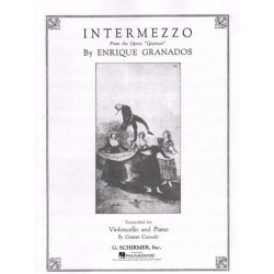 Intermezzo from the Opera Goyescas
