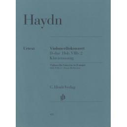 Violoncello Concerto in D major Hob.VIIB:2