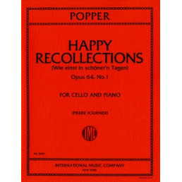 Happy recollections Op. 64 No.1