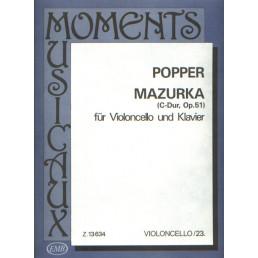 Mazurka C- Dur Op. 51