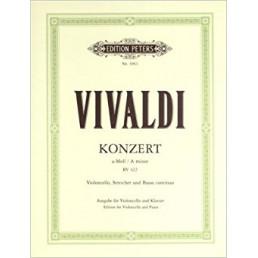Concert en La menor Op.26 RV 442