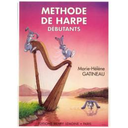 Méthode de Harpe Débutants
