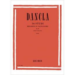 36 Estudis Melodici e facilissimi Op.84
