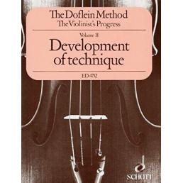 The Doflein Method V.2 Development of technique