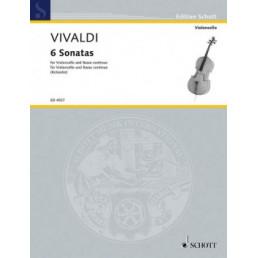 Sonatas (6) RV. 40-47