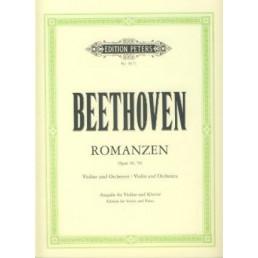 Romanzen Op.40, 50