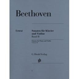 Sonatas piano-violin V.2 URTEXT
