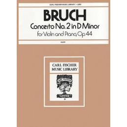 Concerto N.2 in D Minor Op. 44