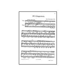 Zingaresca Op. 15 Nº 2