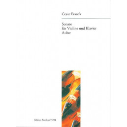 Sonata A - dur Violine - klavier
