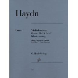 Concert violí Sol Major -Urtext-