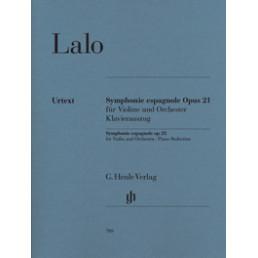 Symphonie espagnole Op.21